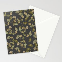Ginkgo Stationery Cards