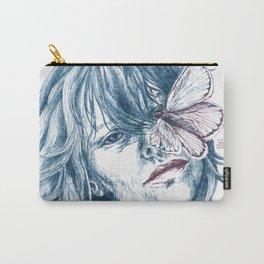 Augen-Schmetterling Carry-All Pouch