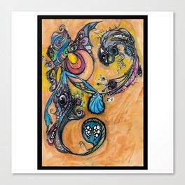 Hypomania Canvas Print