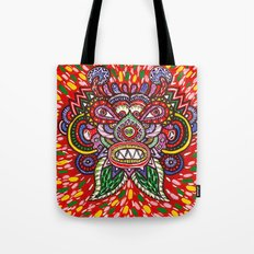Dragon Spirit Tote Bag