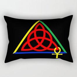 Cabot Kent Hermetic Temple Sigil Rectangular Pillow