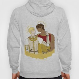 kind laurent and king damianos Hoody