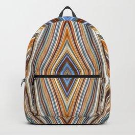 Wild Wavy Lines XXIV Backpack