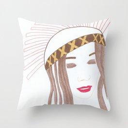 Nirrimi Hakanson Throw Pillow