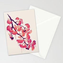 O Ginkgo Stationery Cards