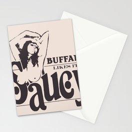 SAUCY Stationery Cards