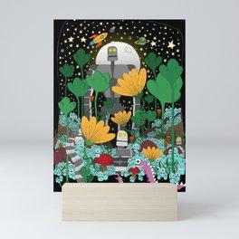 Alien Invasion Mini Art Print