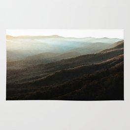 North Georgia Mountains 4 Rug