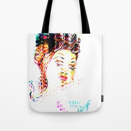 10th East Lounge Tote Bag