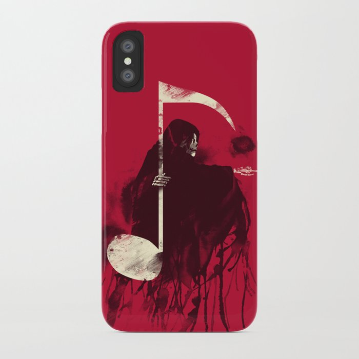 Death Note IPhone Case By Tobefonseca