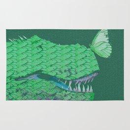 The Gentle Dinosaur Rug