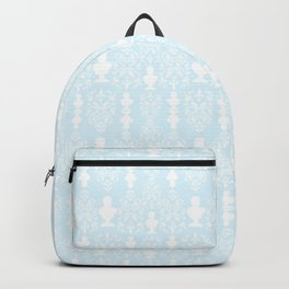 Greco Cameo Lolita in Powder Blue Backpack