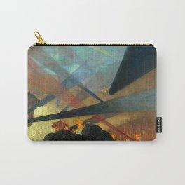 Verdun by Félix Vallotton - Colorful Les Nabis Art Carry-All Pouch
