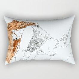 NUDEGRAFIA - 20 Rectangular Pillow