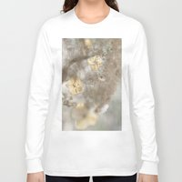 vegetable Long Sleeve T-shirts featuring Sweet vegetable by Laurianne Ceneda