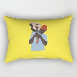 ZISSOU ( The Life Aquatic ) Rectangular Pillow