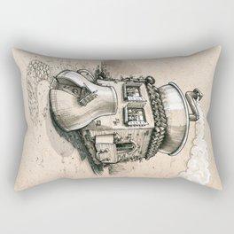 Coffee House Rectangular Pillow