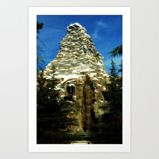 Matterhorn II Art Print