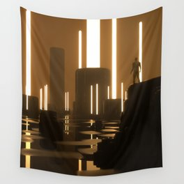 SMOG Wall Tapestry