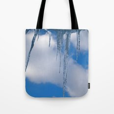Frozen (for devices) Tote Bag
