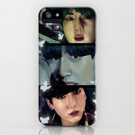 RUN - Taejinkook iPhone Case