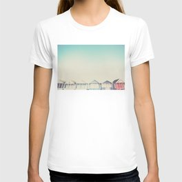 the beach hut ... T-shirt