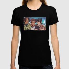 Vacation Paladins T-shirt