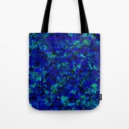 Vitrage (Blue) Tote Bag