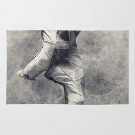 Dancing shoes Rug