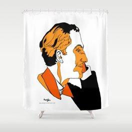 Gershwin Shower Curtain