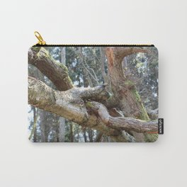 Intertwining Carry-All Pouch