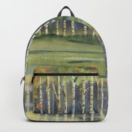 Autumn Reflections Backpack
