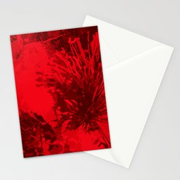 Satori in Red Stationery Cards