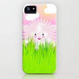 Pinky Milky iPhone Case