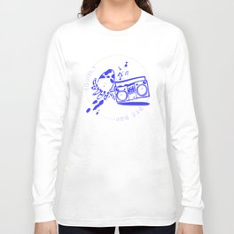 Squidly Bee Bop Long Sleeve T-shirt
