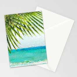 Casey Key Beach Life Stationery Cards