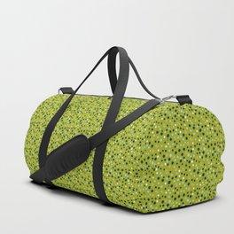 Dots and Rings Duffle Bag
