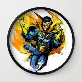 Dr Strange Wall Clock