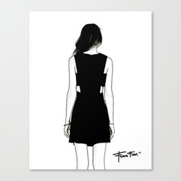 """Sherendipia"" Canvas Print"