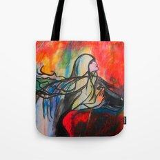 Chasing The Rain Tote Bag