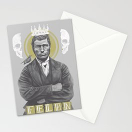 Selfsame Felon Stationery Cards