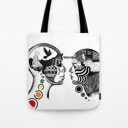 [lux aeterna] Tote Bag