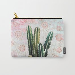 cactus and geometrics Carry-All Pouch
