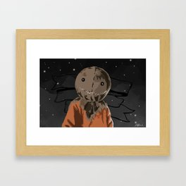 Always Check Your Candy...  Framed Art Print