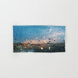 Evening Rainfall Hand & Bath Towel