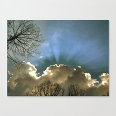 I Had A Vision Canvas Print