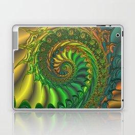 Dragon's Lair - Fractal Art Laptop & iPad Skin