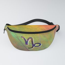 CS011-10 Capricorn zodiac sign Fanny Pack