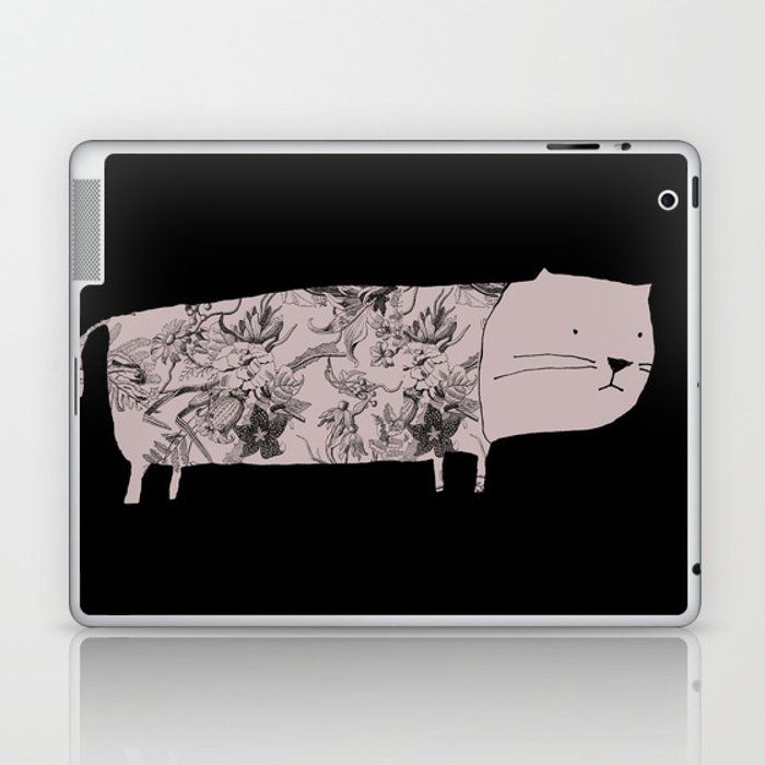 Flower pet Laptop & iPad Skin
