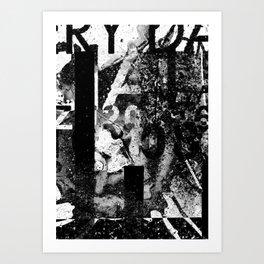 Typefart 012 Art Print